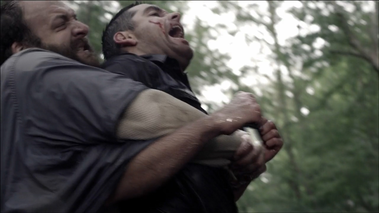 Image from Cinemax series Banshee