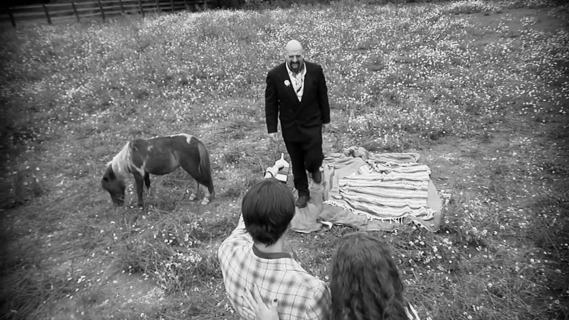 Image from the short film The Adventures of Martin Dockery