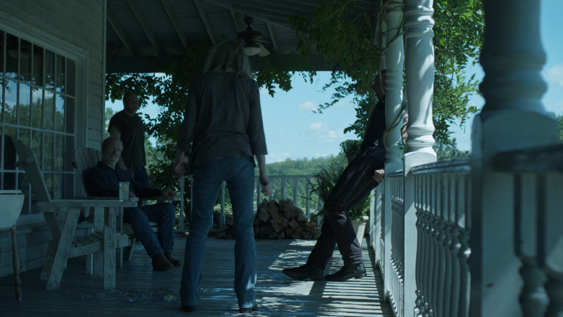 Image from the Netflix series Ozark